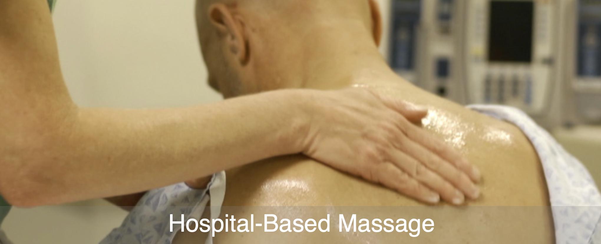 greet the day hospital based massage